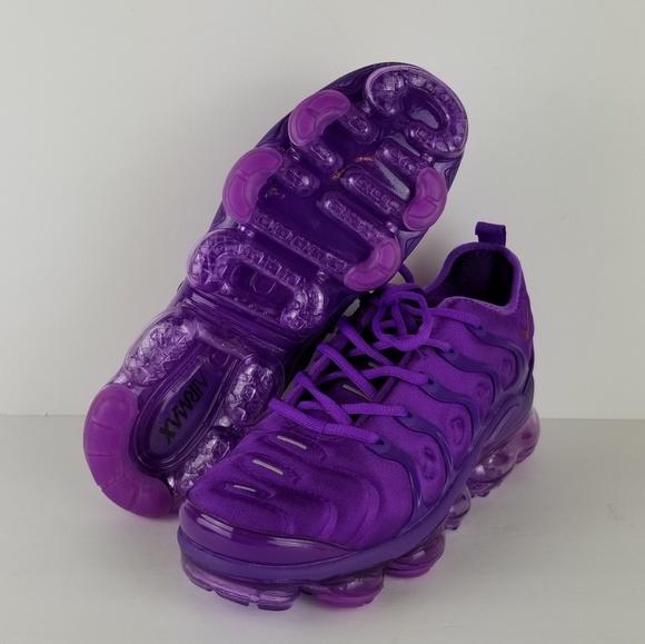 mens purple nike vapormax